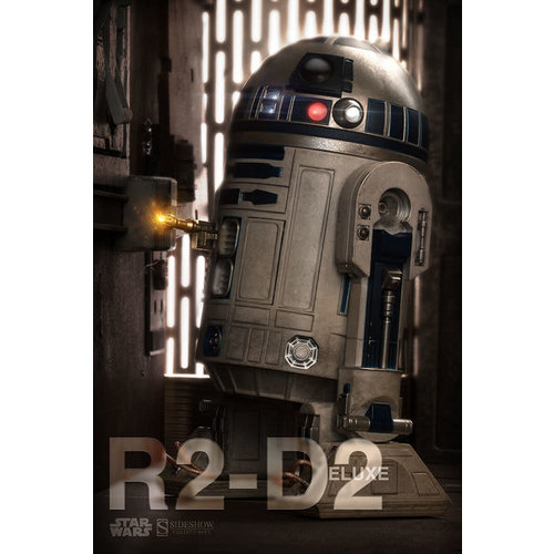 Sideshow Toys Star Wars: R2-D2 Deluxe 1:6 Scale Figure