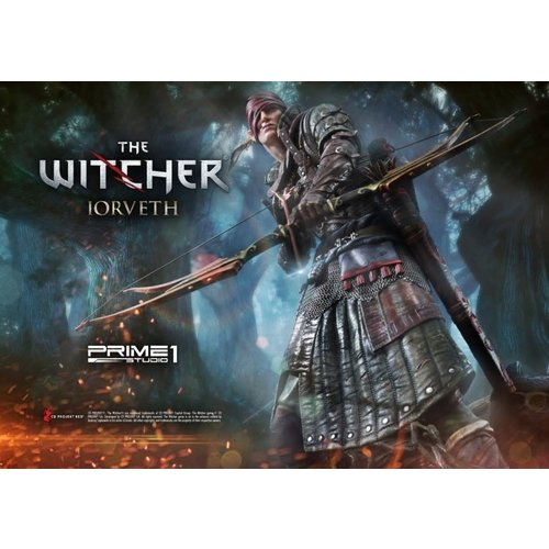 PRIME ONE The Witcher 2: Assassins of Kings - Iorveth Statue