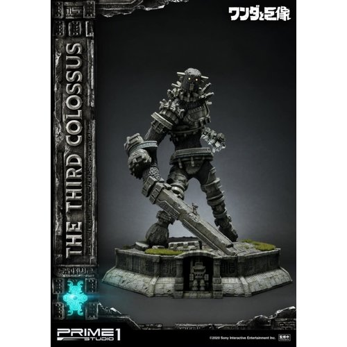 Prime 1 Studio Shadow of the Colossus: The Third Colossus 22 inch Statue