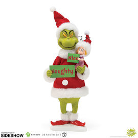 enesco The Grinch: Grinch Naughty or Nice