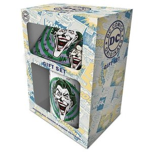 Hole In The Wall DC Originals The Joker - Gift Set
