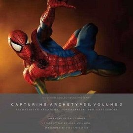 Sideshow Toys Sideshow: Book - Capturing Archetypes Volume 3