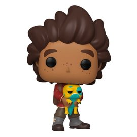 FUNKO Pop! Cartoons: The Dragon Prince - Ezran