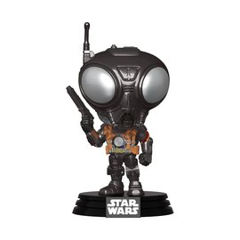 FUNKO Pop! Star Wars: The Mandalorian - Q9-Zero