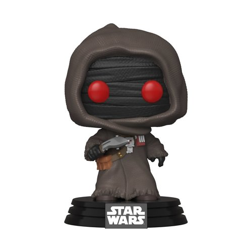 FUNKO Pop! Star Wars: The Mandalorian - Offworld Jawa