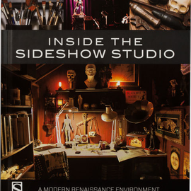 Sideshow Inside the Sideshow Studio A Modern Renaissance Environment