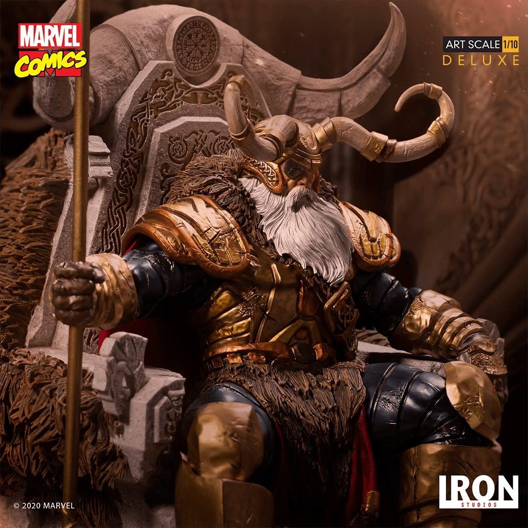 Iron Studios Marvel: Series 6 - Odin 1:10 Scale Statue