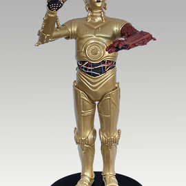 Attakus Star Wars: Red Arm C-3PO Version 3 - 18 cm Statue
