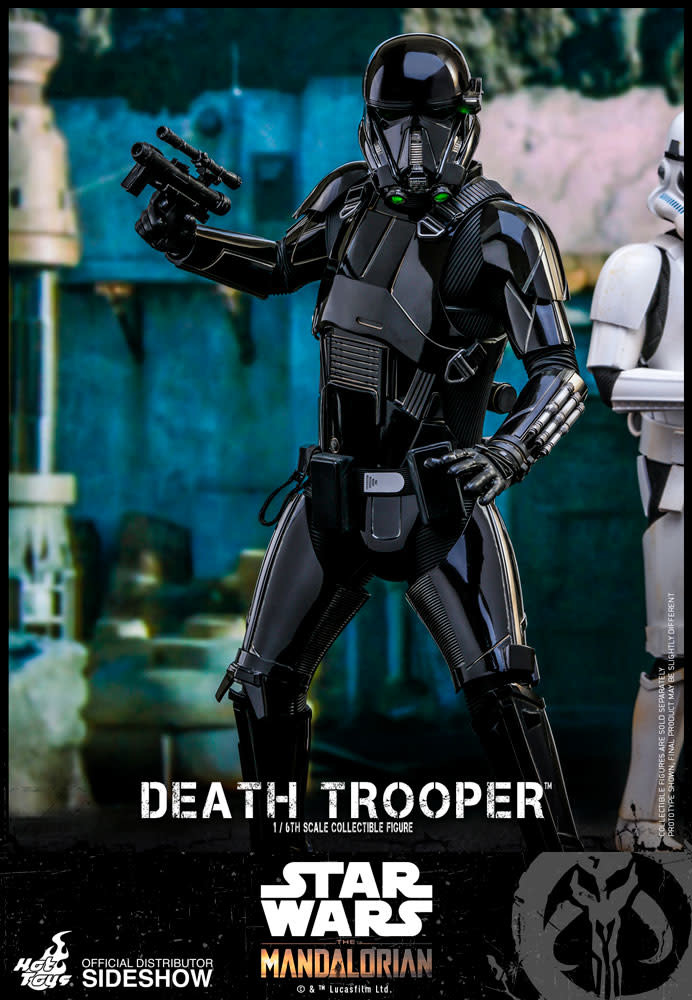 Hot toys Star Wars: The Mandalorian - Death Trooper 1:6 Scale Figure