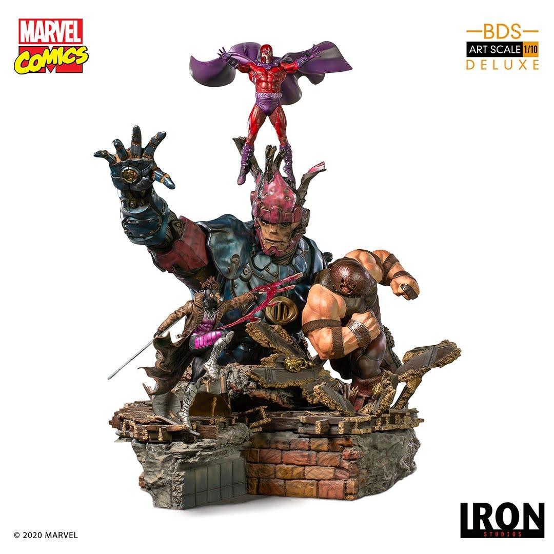 Iron Studio Marvel: X-Men vs Sentinel #2 1:10 Scale Statue