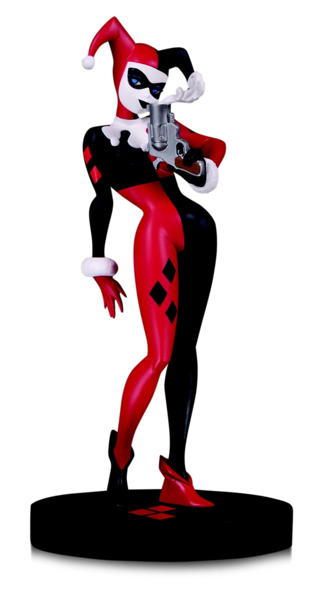 Diamond Direct DC Comics: Designer Series - Harley Quinn Mini Statue by Bruce Timm