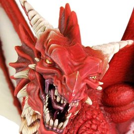 GF9 BATTLEFRONT D&D Classic red dragon miniature