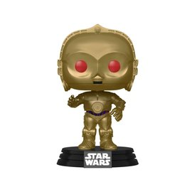 FUNKO Pop! Star Wars: The Rise of Skywalker - Red Eyes C-3PO
