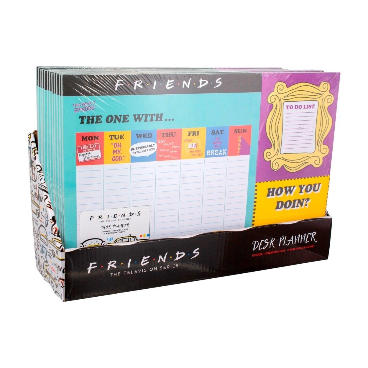 Paladone Friends: Weekly Planner
