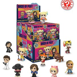 FUNKO Mystery Minis: DC Comics Birds of Prey - price per piece