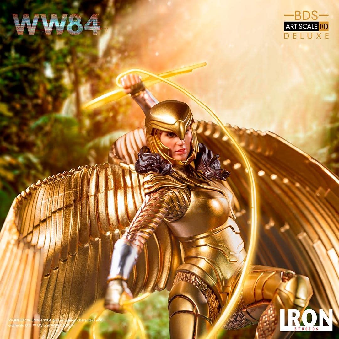 Iron Studios DC Comics: Wonder Woman 1984 - statue 1:10