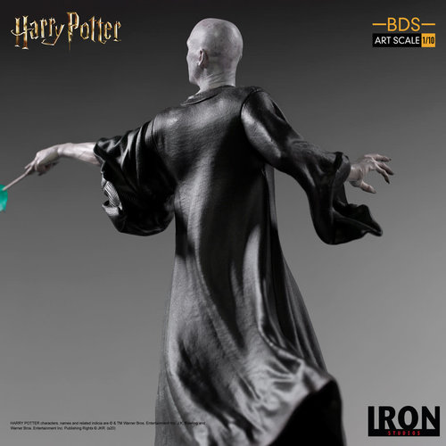 Iron Studios Harry Potter: Goblet of Fire - Voldemort 1:10 Scale Statue