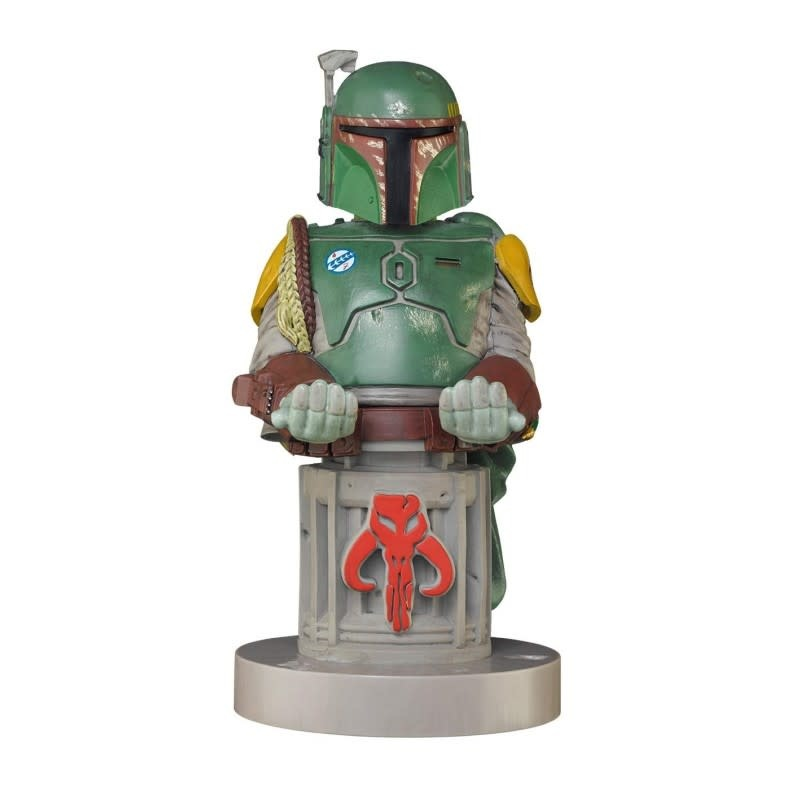 Cable Guy Cable Guy - Star Wars Boba Fett Phone & Controller Holder