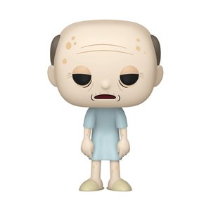 FUNKO Pop! Cartoons: Rick and Morty - Hospice Morty