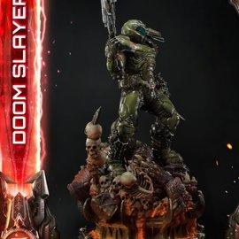 Prime 1 Studio Doom Eternal: Doom Slayer 43 inch Statue