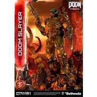 Doom Eternal: Ultimate Doom Slayer 43 inch Statue