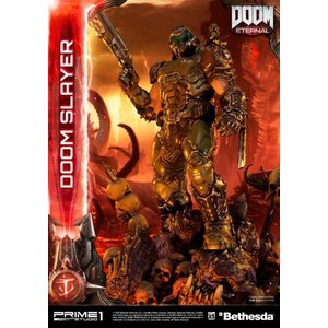 Prime 1 Studio Doom Eternal: Ultimate Doom Slayer 43 inch Statue