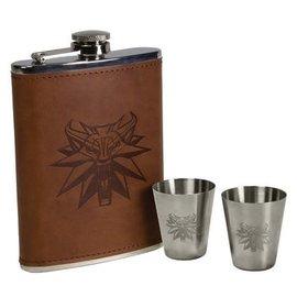 Dark Horse The Witcher 3: Wild Hunt - Deluxe Flask Set