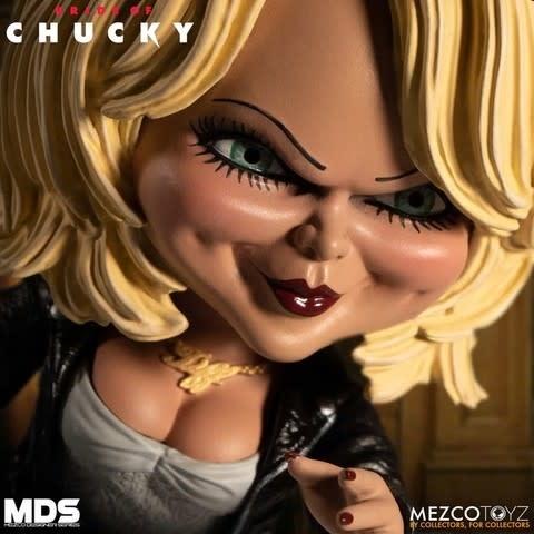 Mezcotoys Bride of Chucky: Designer Series Tiffany 6 inch Action Figure