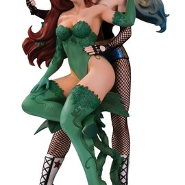 Diamond Direct DC Comics: Designer Series - Harley and Poison Ivy Statue by