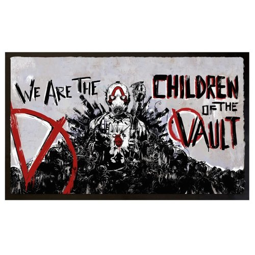 Gaya Entertainment Borderlands 3: Children of the Vault Doormat