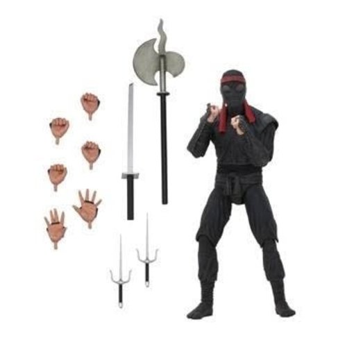 NECA TMNT: 1990 Movie - Foot Soldier with Bladed Weapons 7 inch AF