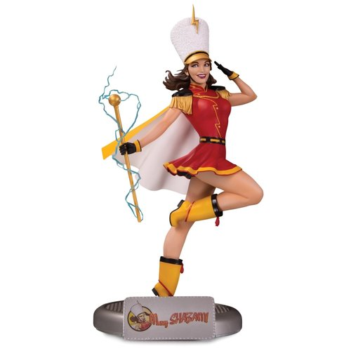 Diamond Direct DC Comics: Bombshells - Mary Shazam Statue