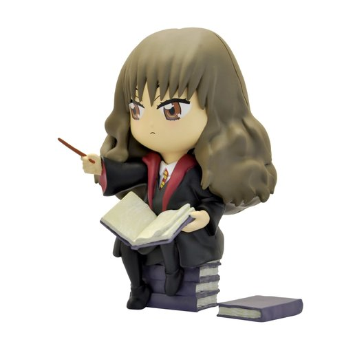 Plastoy Harry Potter: Hermione Granger Studying a Spell Statue