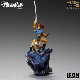 Iron Studios Thundercats: Lion-O and Snarf 1:10 Scale Statue