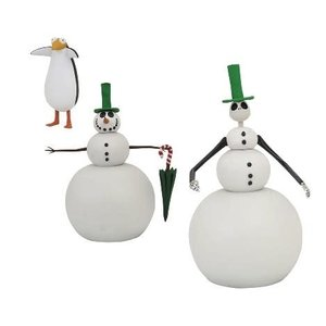 Diamond Direct Nightmare Before Christmas Select: Series 7 - Snowman Jack Action Figure