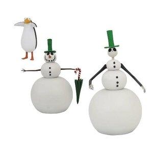 Diamond Direct Nightmare Before Christmas Select: Series 7 - Snowman Jack Action Figure