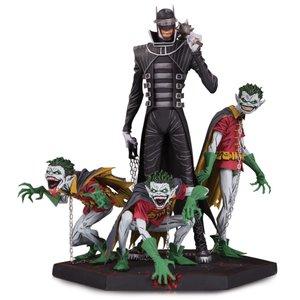 Diamond Direct DC Comics: Dark Nights Metal - Batman Who Laughs and Robin Statue
