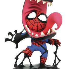 Diamond Direct Marvel Animated: Venom and Spider-Man Statue