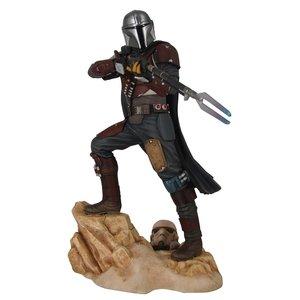 Gentle Giant Star Wars Premier Collection The Mandalorian MK1 Statue