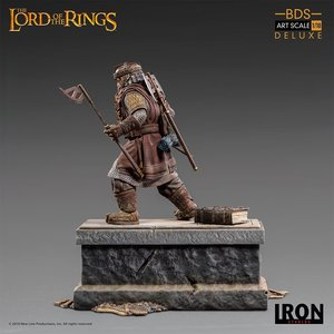 Iron Studios Lord of the Rings: Gimli 1:10 Scale Statue