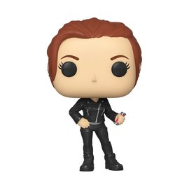 FUNKO Pop! Marvel: Black Widow - Street Black Widow