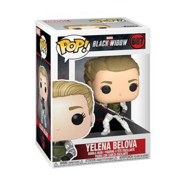 FUNKO Pop! Marvel: Black Widow - Yelena
