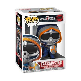 FUNKO Pop! Marvel: Black Widow - Taskmaster with Shield