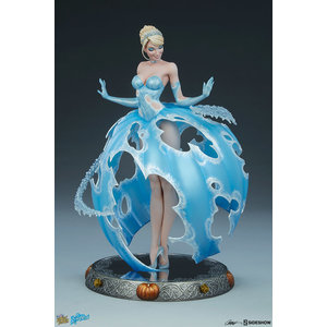 Sideshow Disney: Fairytale Fantasies - Cinderella Statue