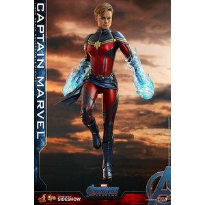Hot toys Marvel: Avengers Endgame - Captain Marvel 1:6 Scale Figure