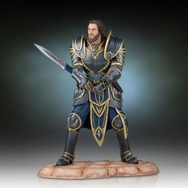 Gentle Giant World Of Warcraft: Lothar Statue