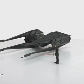 HASBRO Star Wars Episode 8: Class D Vehicle