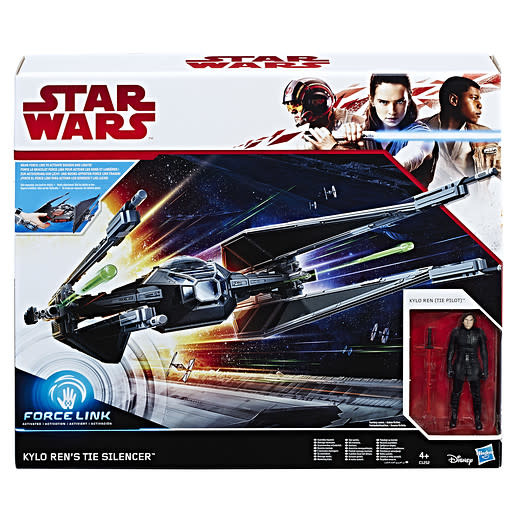 HASBRO Star Wars Episode 8: Class D Vehicle
