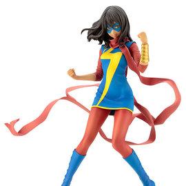 Kotobukiya Marvel: Ms. Marvel - Kamala Khan - Bishoujo Statue