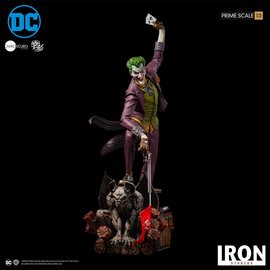 Iron Studio DC Comics: The Joker 1:3 Scale Statue by Ivan Reis